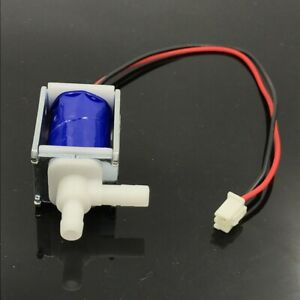 Dc 12v Volt Micro Solenoid Valve N c Normally Closed Water Air valve Control Au
