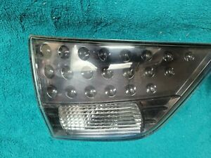 2007 2013 Mitsubishi Outlander Inner Tail Light Assembly Left Lh Drivers Oem