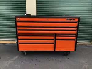 Snap On Epiq 68 Inch Tool Box W Power Top