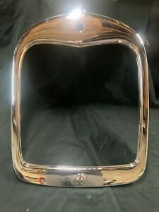 1928 1929 Ford Model A Chrome Grille Shell Original Style Radiator