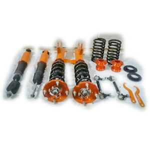 Assembly Coilovers Kits For Ford Mustang 2005 2014 Adj Height Mounts Returned