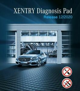 Mercedes Xentry Das Passthru 2020 12 For J2354 Devices Remote Installation
