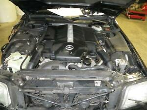 2001 Mercedes Sl500 5 0l Engine Motor With 58 392 Miles