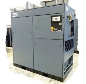 Atlas Copco ga55 75hp Air Compressor