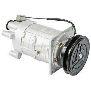 Ac Compressor A C Clutch For Chevy Gmc Buick Ford Lincoln Mercury Jaguar