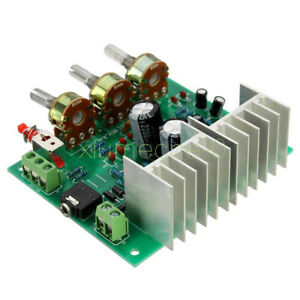 Ac 12v Two 2 0 channel 15w 15w Tda2030a Hifi Stereo Amplifier Amp Board Kit