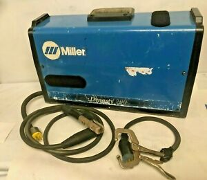 Miller Dynasty 200 Dx Ac dc Tig Welding Kit Good Condition