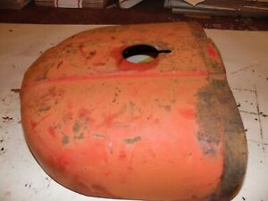 1956 International 300 Gas Utility Tractor Grill Cover