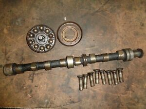 Massey Ferguson Tractor T0 30 Engine Camshaft W valve Lifters
