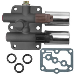 Transmission Dual Linear Solenoid For Honda Accord Odyssey Pilot Mdx 98990 Us