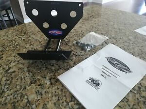 Sto N Sho Quick Release Front License Bracket For Ford 2005 2009 Mustang Saleen