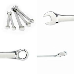 Metric X Large Combination Wrench Set 5 Piece