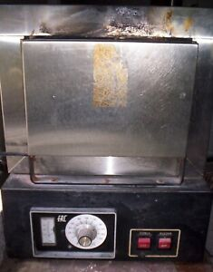 Dental Lab Burn Out Oven 120 Volt 7 5 Amps Used Good Condition
