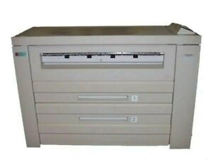 Xerox 8850 Wide Format Printer And Scanner