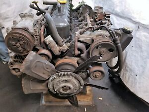 97 99 Jeep Wrangler Tj Complete 4 0 Engine Motor 132k Miles 6 Cyl Vin 8th S