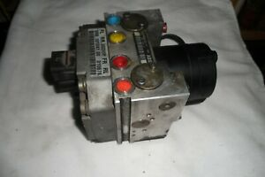 2002 Land Rover Discovery Abs Pump