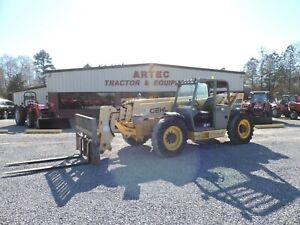 2011 Gehl Dl11 55 Telescopic Forklift Watch Video Only 4155 Hours