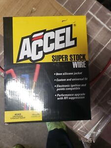 Accel Super Stock Wire Part 4040