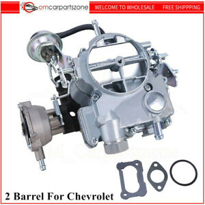 2 Barrel Carburetor Rochester For Chevrolet 2gc 305 350 5 7 400 6 6l 1970 1980