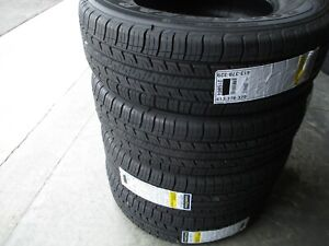 4 New 225 70r16 Goodyear Assurance Comfortred Tires 2257016 70 16 R16 70r