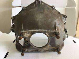 60 62 Corvette Bellhousing 3779553 With Clutch Fork And Inspection Cover