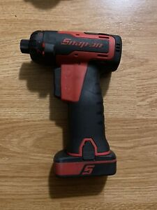Snap On Tools 14 4v Microlithium Cordless Screwdriver W Battery