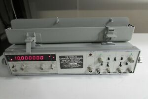 Hp 5328a Universal Counter W Option H99 021