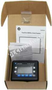 New Allen Bradley 2711 m3a19l1 Series A Panelview 300 Micro Rs232 dh 485