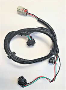 Tail Light Left Driver Wiring Harness Cable For 2016 2017 2018 Chevy Silverado