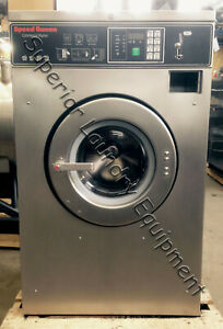 Speed Queen Sc40bc2 Washer 40lb Coin 220v 3ph Reconditioned