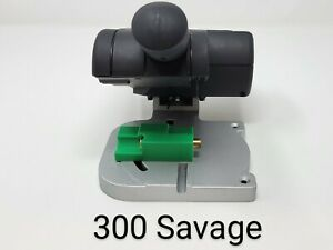 300 Savage Cut off Trimming Jig Auto Ejecting Brass Case Trimmer $20.00