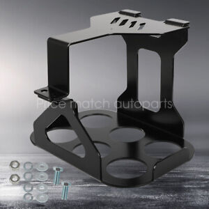 Battery Hold Down Tray Box Mount For Optima Group 34 78 Steel Mounting Bracket