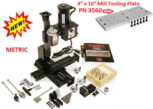 5410a cnc Metric Cnc Ready Deluxe Mill Package a 4 X 10 Mill Tooling Plate