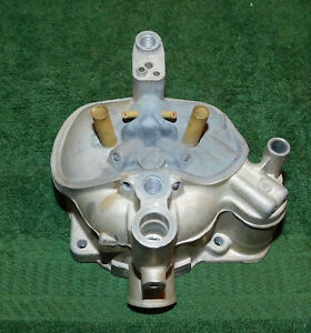 1955 1956 1957 Ford Mercury Lincoln Nos Holley 4000 4v 4 Barrel Carburetor Body