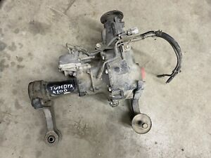 2000 2006 Toyota Tacoma Tundra 4runner Front Differential Carrier 3 91 Ratio Oem
