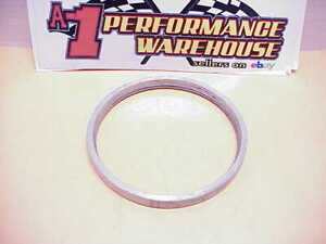 Sure Seal Aluminum 1 2 Air Cleaner Spacer With O Ring Seal Nascar D2