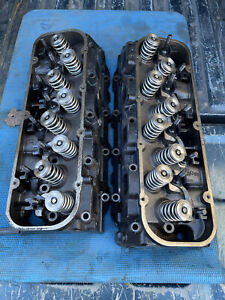 320cc Big Block Chevy Heads Rtr Setup For Roller