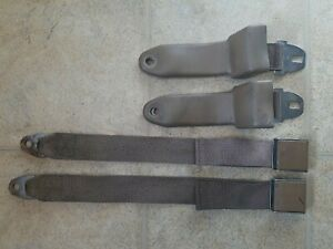 1968 Amc Amx Javelin Front Seat Belt Retractor American Safety Brown