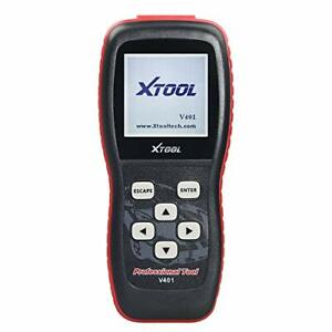 Xtool V401 Code Reader For Vw Audi Seat Skoda Diagnostic Scan Tool