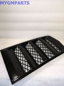 Chevy Camaro Ss Hood Vent Grille Black 2014 2015 New Oem Gm 22828242