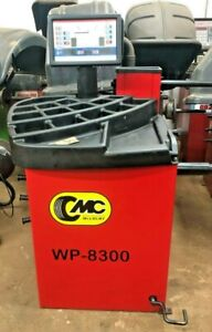 Cemb Mc Mccourt Wp 8300 Computer Wheel Balancer Machine 119