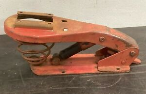 Farmall Ih 560 460 Gas Rc Tractor Original Easy Rider Middle Seat Assembly