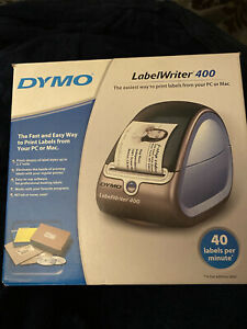 Dymo Labelwriter 400 Themal Printer 93089 Everything Included Free Labels Incl