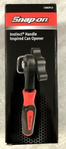 New Snap on Tools Red Instinct Handle Can Opener Priority Shipping