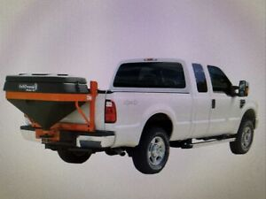Saltdogg Buyers Products Tgs05b 10 79 Cubic Foot Tailgate Spreader