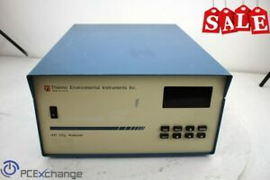Thermo Environmental Instruments Inc 41c Co2 Analyzer