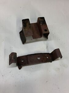 1970 72 Oldsmobile Olds Cutlass 442 Console Mounting Brackets Used