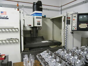 1995 Fadal Vmc 4020 Cnc Mill 40 x20 Made In Usa