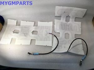 Chevy Camaro Heated Seat Back Element Heater 2010 2012 New Oem Gm 22787239