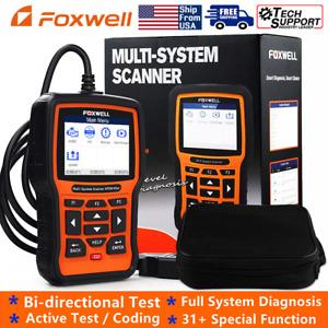 Bidirectional Obd2 Scanner All System All Function Diagnostic Tool Srs Abs Tpms